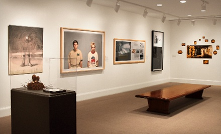 Admission for Two People or One-Year Individual or Family Membership to Mattatuck Museum in Waterbury (Up to 51% Off)