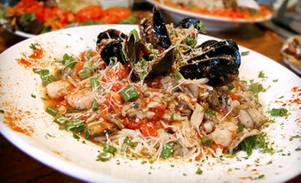 $20 for $40 Worth of Italian Food at Trio