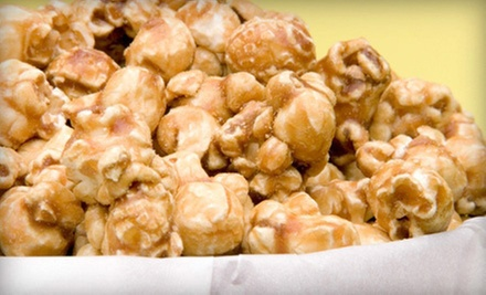 Two Medium or Large Bags of Sweet or Savory Gourmet Popcorn at Popcorn Monkey (Up to 55% Off)