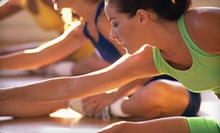 10 or 20 Classes at Transform U Fitness (Up to 82% Off)