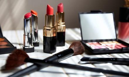 Curso profissional de maquilhagem para 1 ou 2 pessoas desde 249 € na Lia Cardoso Make Up (até 74% de desconto)