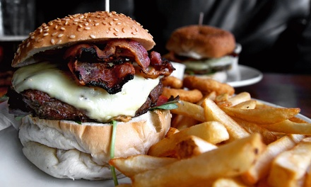 Pub Food for Two or Four at Porter's Pub (Up to 40% Off)