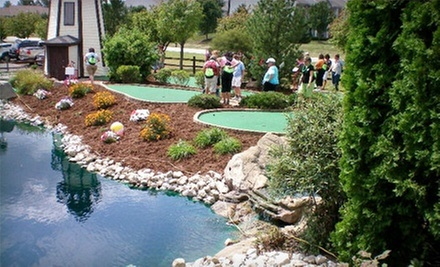 $10 for $20 Toward Golf, Mini Golf, Driving Range Practice, and Batting Cage Play at Otte Golf and Family Fun Center