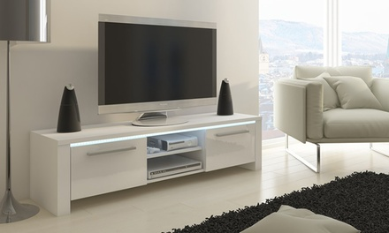 Móvel para televisão de modelo Orlando com ou sem luzes LED desde 129 €
