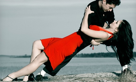 Admission and Salsa Dance Lesson for Two or Four at Cafe Cocomo (Up to 67% Off)