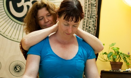 60- or 90-Minute Thai Massage at Betsy Ewall, LMT (Up to 55% Off)