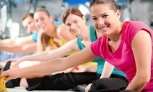 One-Month Gym Membership with Option of Unlimited Classes and Tanning at Anytime Fitness (Up to 78% Off)