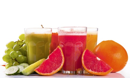 Five-Day Juice or Vegetable Cleanse, or $49 for $100 Worth of Juice-Cleanse Products from A Choice for Life