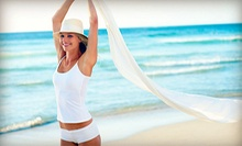 One or Three Fat-Burning Fit Body Wraps at Cleansing Day Spa (Up to 53% Off)