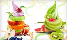 $5 for $10 Worth of Self-Serve Frozen Yogurt at YogurLicious