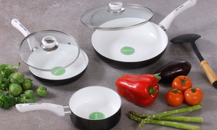 Conjunto de frigideiras de cerâmica ECO-030 por 29,99€