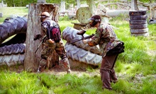 Day of Paintball with Gear, Air, and Ammo for Two or Four at Robin Hood Paintball (Up to 57% Off)