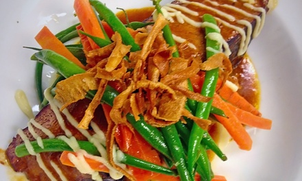 $20 for $40 Worth of Inventive American Cuisine at Blue Hill Tavern