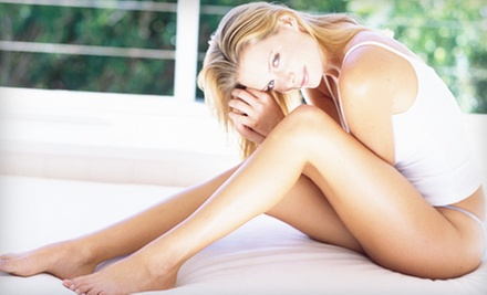 Six Laser Hair-Removal Treatments at Haven Medical Spa in Yorkville (Up to 87% Off). Four Options Available.
