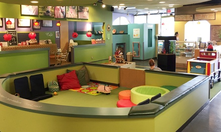 One or Two Passes for Unlimited Play Until December 31 at My Urban Toddler (Up to 66% Off)