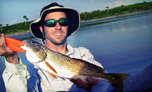 Half-Day Fishing Trip for One or Two from Action Kayak Adventures (Half Off)