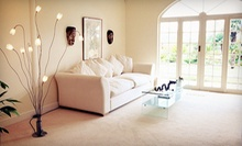 Carpet and Love-Seat Cleaning from Absolute Carpet &amp; Upholstery Care (Up to 53% Off). Two Options Available.