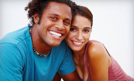 $159 for Zoom! Teeth Whitening at GMS Dental Centers ($500 Value)