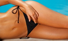 One or Three Spray Tans at Mor Than Ever Wellness Spa (Up to 56% Off)