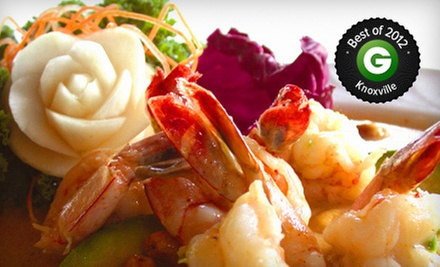 $20 for $40 Worth of Thai Cuisine and Sushi at Surin of Thailand