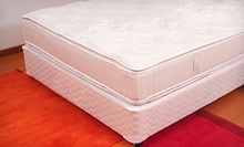 $19.99 for $300 Toward Mattress, Living Room and Bedroom Sets, and Select Dining Sets at Carolina Furniture and Mattress
