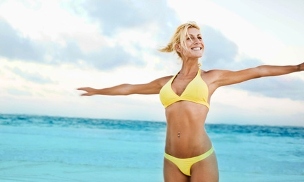 Six Skin-Tightening Treatments on the Face or Abdomen at Bare Esthetics & Beauty Equipment (92% Off)