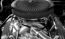 $35 for Two Lube, Oil, and Filter Changes at Burnett Automotive ($70.74 Value)