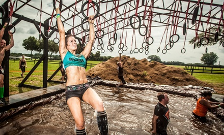 $45 for 5K Entry for One on Saturday, July 25 from Rugged Maniac Obstacle Course ($100 Value)