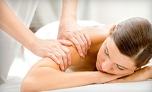 C$49 for a 30-Minute Massage and 30-Minute Express Facial at Sonah Medspa (C$120 Value)