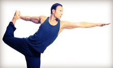 10 Hot Yoga Classes or One Month of Unlimited Hot Yoga Classes at Moksha Yoga Windsor (61% Off)