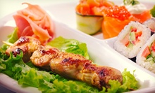 $10 for $20 Worth of Sushi and Japanese Food at Yakitori Sushi House