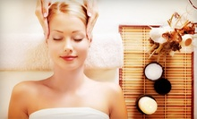 Massage with Optional Infrared-Sauna Session for One or Two at Wind-N-Willow Specialty Shop & Spa (Up to 58% Off)