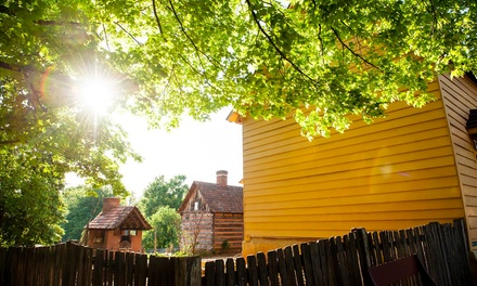 Visit for One Adult or Two Adults and Two Children to Old Salem Museums & Gardens (Up to 50% Off)