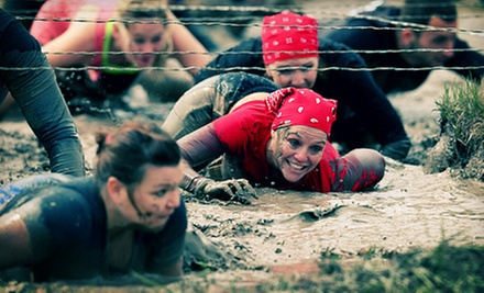 $49 for One Charge for Fun Entry to the HARD CHARGE Obstacle-Course Mud Run in Richmond (Up to $102 Value)
