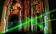 Laser and Mirror Maze Challenge for Two or Four at The Palace of Sweets (Up to 53% Off)