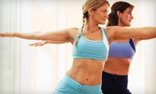 5 or 10 Fitness Classes at Body Reserve (Up to 70% Off)