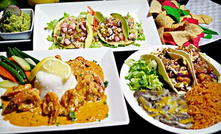 $15 for $30 Mexican Food at Chinita Mexican Grill