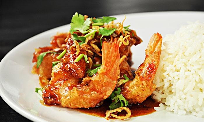 Rock n Thai — Alcântara: jantar de degustação tailandês para dois desde 36,90€ em vez de 88,70€