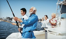 $99 for a Three-Hour Boat Charter for Two to Six People from Upper Chesapeake Bay Charters ($260 Value)