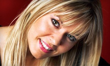 Haircut Package with Deep-Conditioning Treatment and Optional Color or Partial Highlights at Salon 314 (Up to 53% Off)