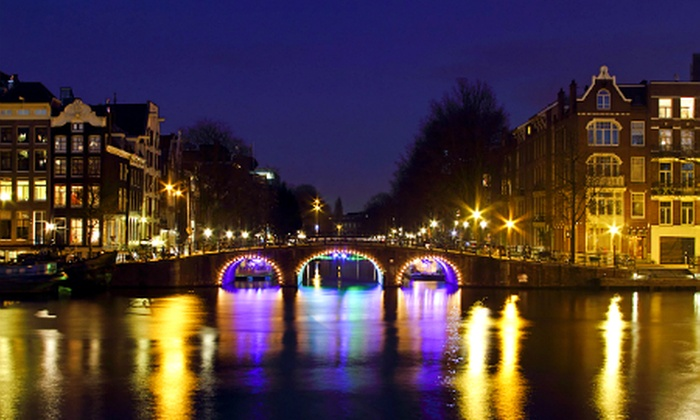 Clear Sky Holidays - Merchandising (UK): Amsterdam: 2 or 3 Nights With Flights For Two from £129 Per Person; Plus Tour from £149 Per Person (Excl. City Tax)