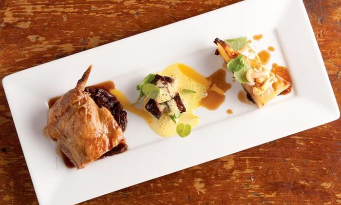 Masa Restaurant - Derby: £20 for £40 Worth of Gourmet Fare at Masa Restaurant (50% Off)