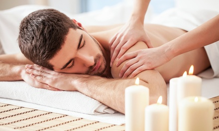 One, Two, or Three 60-Minute Swedish, Thai, or Deep-Tissue Massages at Awesome Massage & Spa (Up to 55% Off)