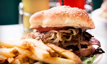 $10 for $20 Worth of Casual American Food at Island Time Bar & Grill