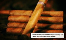 Three-or Six-Stick Cigar Sampler at Casablanca Smoke Dreams (Up to 64% Off)