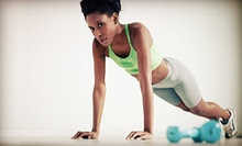 Four- or Eight-Week Classes at B-Fit Bootcamps (Up to 53% Off)