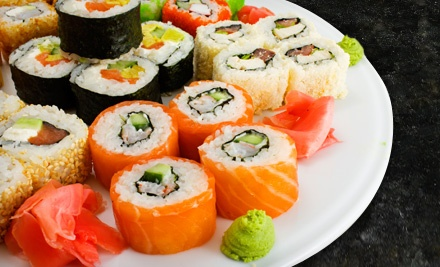 $15 for $30 Worth of Sushi and Red Bar & Sushi