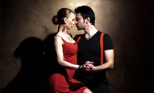 10 Group Classes, or 1 or 3 Semiprivate Couples Classes at Dancemasters Studio Dallas (Up to 61% Off)