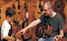 Two or Four 30-Minute Private Music Lessons at Perry's Music (Up to 53% Off)