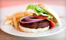 Diner-Style Food for Two or Four at Park Central Banquet Hall and Restaurant (Half Off)